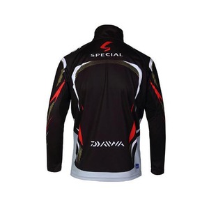 Image 3 - 2018 New Men blouse Brand DAIWA Fishing Clothing UV Protection Moisture Wicking Breathable Long Sleeve Fishing Shirt