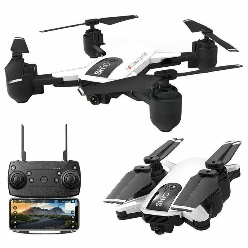 Drone x pro 5G Selfie drones WIFI FPV GPS With1080P HD Camera Real Time Aerial Video Foldable remote control Quadcopter toys