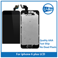 LCD For apple iPhone 6 Plus LCD Touch Screen Replacement 5.5inch Display AAA Quality Digitizer Assembly Home button+Front camera