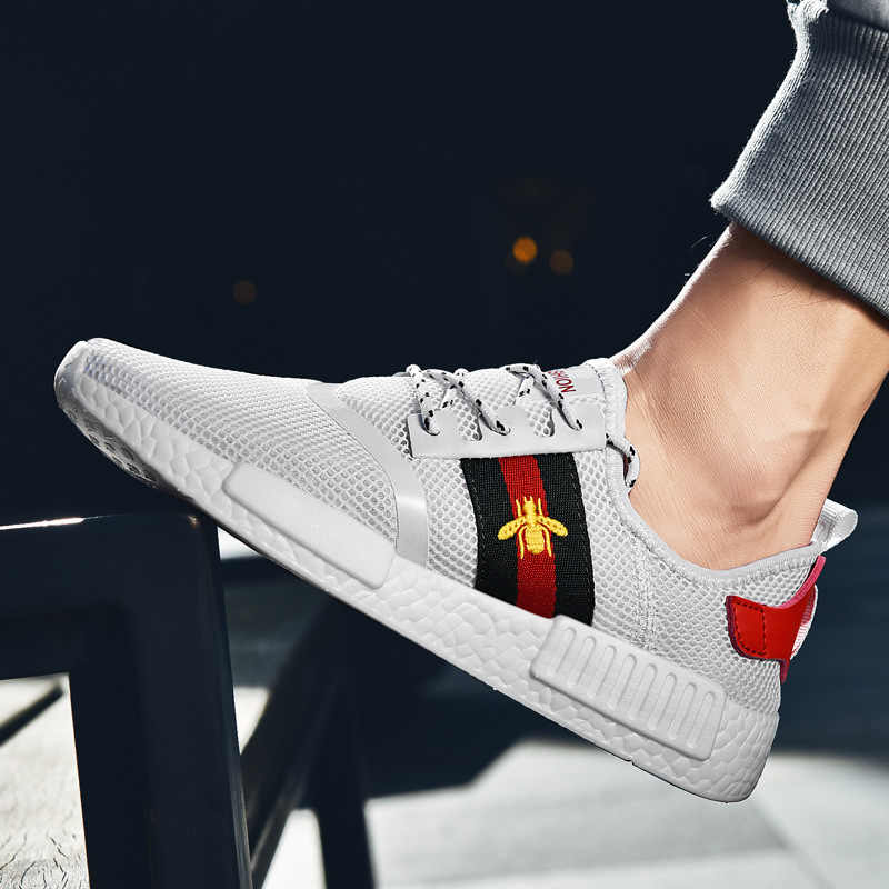 73bf728c0e288 ... Human Race Running Men Shoes pharrell williams Hu trail Cream Core  Black nerd Equality holi trainers ...