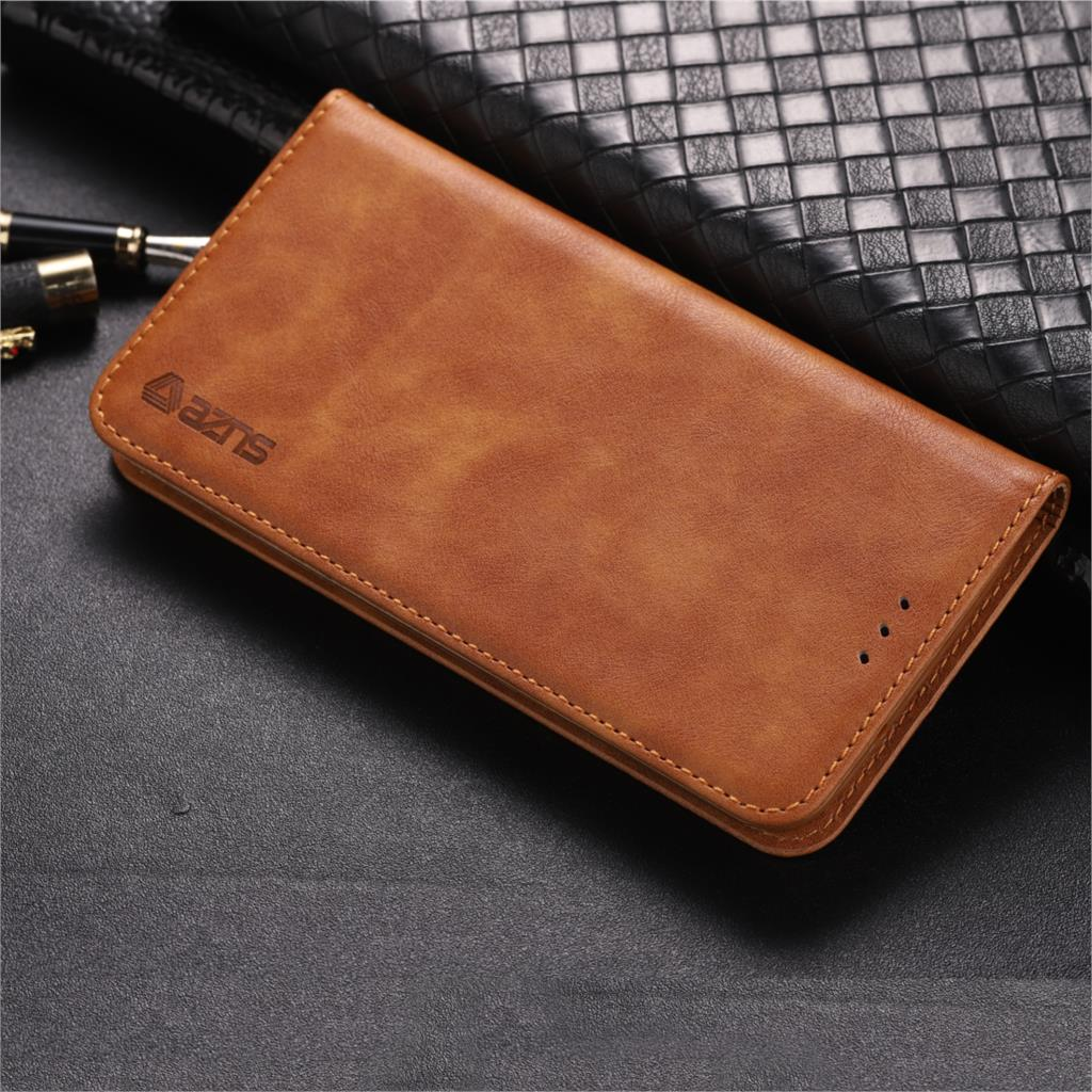 Luxury Magnet Leather Case For font b OnePlus b font font b 7 b font Card