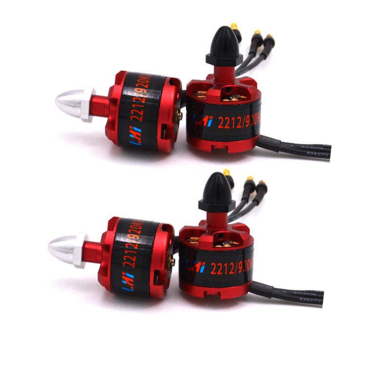 Free Shipping 2212 920KV Motor Brushless for qav 250 drone quadrocopter dron Multirotor Quadcopter f450