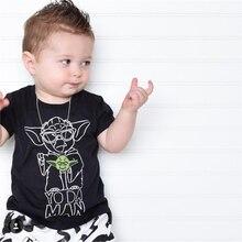 Star Wars Baby Boy cotton short sleeve attire