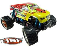 HSP 94186 pro 1/16 Scale Brushless Electric Power Off road Monster Truck RC Hobby Car RTR brinquedos P2