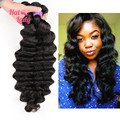 Grade 8A Peruvain Virgin Hair Loose Wave Weave 3 Bundles Cheap Human Hair Loose Wave Virgin Hair 16 18 20 22 24 Loose Deep Wave