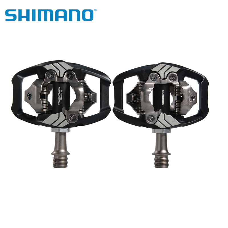 SHIMANO Deore XT PD M8020 Pedal MTB Bike Bicycle Pedals Bike Bicycle MTB Pedal Ultralight Cycling Pedals Road Bike Bicycle Parts