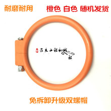Horsehead dustproof ring gasket butter bucket oil seal bucket shaft sealing dustproof ring fittings of excavator kobelco for kobelco sk220 3 bucket cylinder seal repair service kit excavator oil seals 3 month warranty