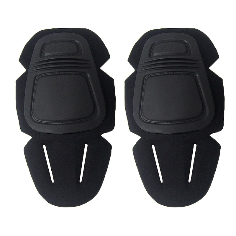 Left Atrium Adult Tactical Protective Knee Pads Military Enthusiasts Tactical Real CS Field Equipment Protection Knee Protectors