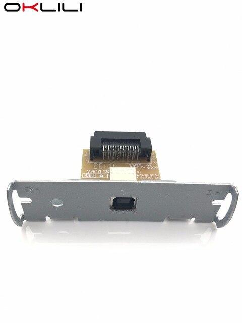 10 UB U05 M186A C32C823991 A371 כרטיס ממשק יציאת USB עבור Epson TM T88V TM H6000IV TM T88IV T88V H6000IV נמל TM T81 TM T70 T81 T70