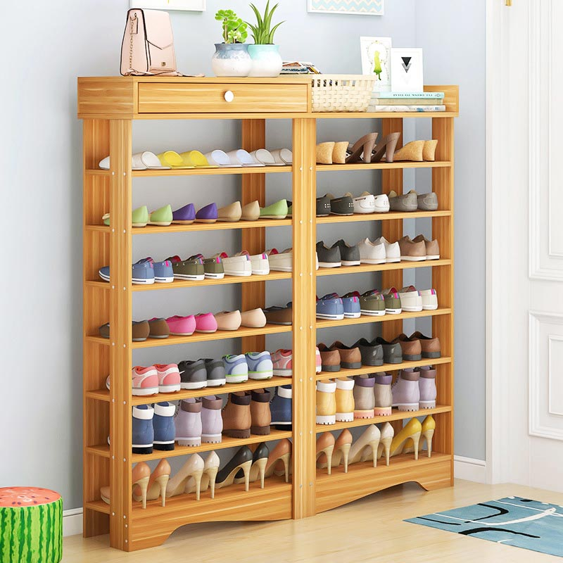 Multi-layer simple dust-proof shoe rack Household Economical assembly shoe rack Multifunctional storage cabinets home furniture стоимость