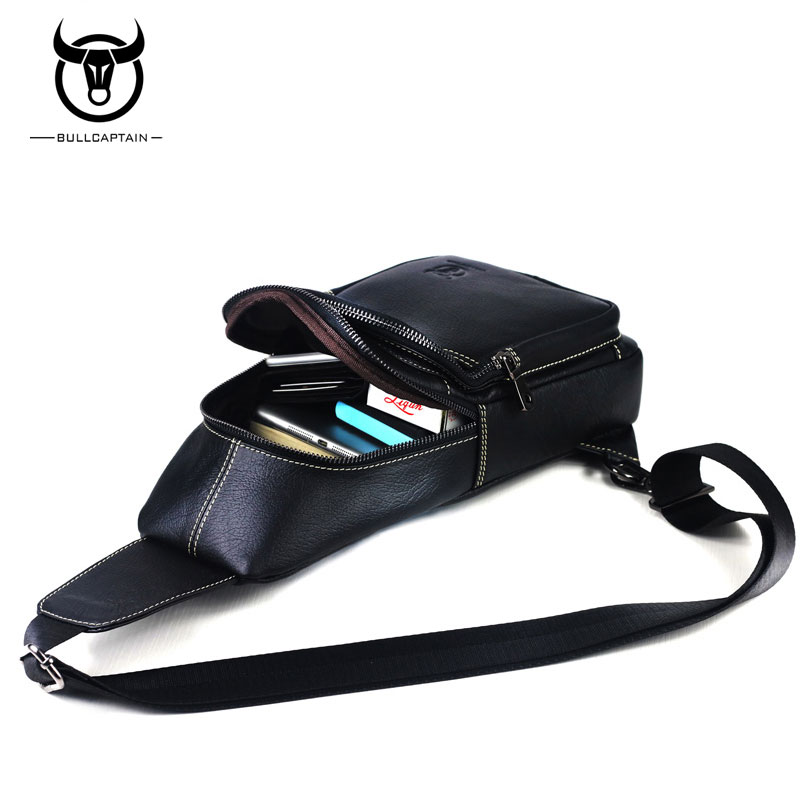 capitÃo moda genuínos sacolas crossbody Tipo de Bolsa : Bolsas Mensageiro