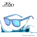 20/20 Fashion Polarized Men Floating Sunglasses Travel Women Sun Glasses New Floatable Oculos TPX003