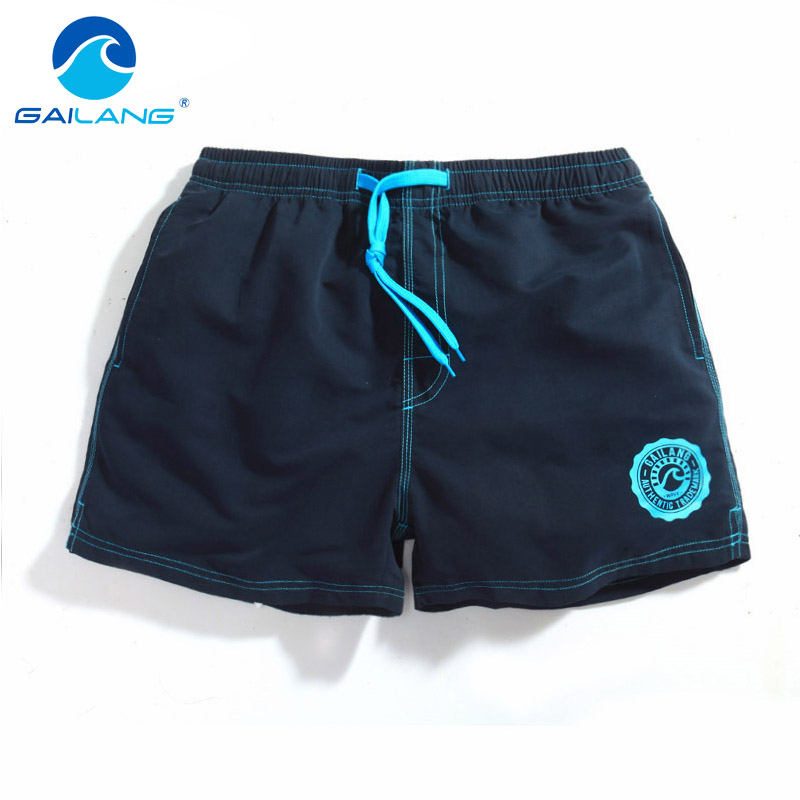 Gailang Brand Men Beach font b Shorts b font Boardshorts Board Swimwear Swimsuits Boxer Trunks font