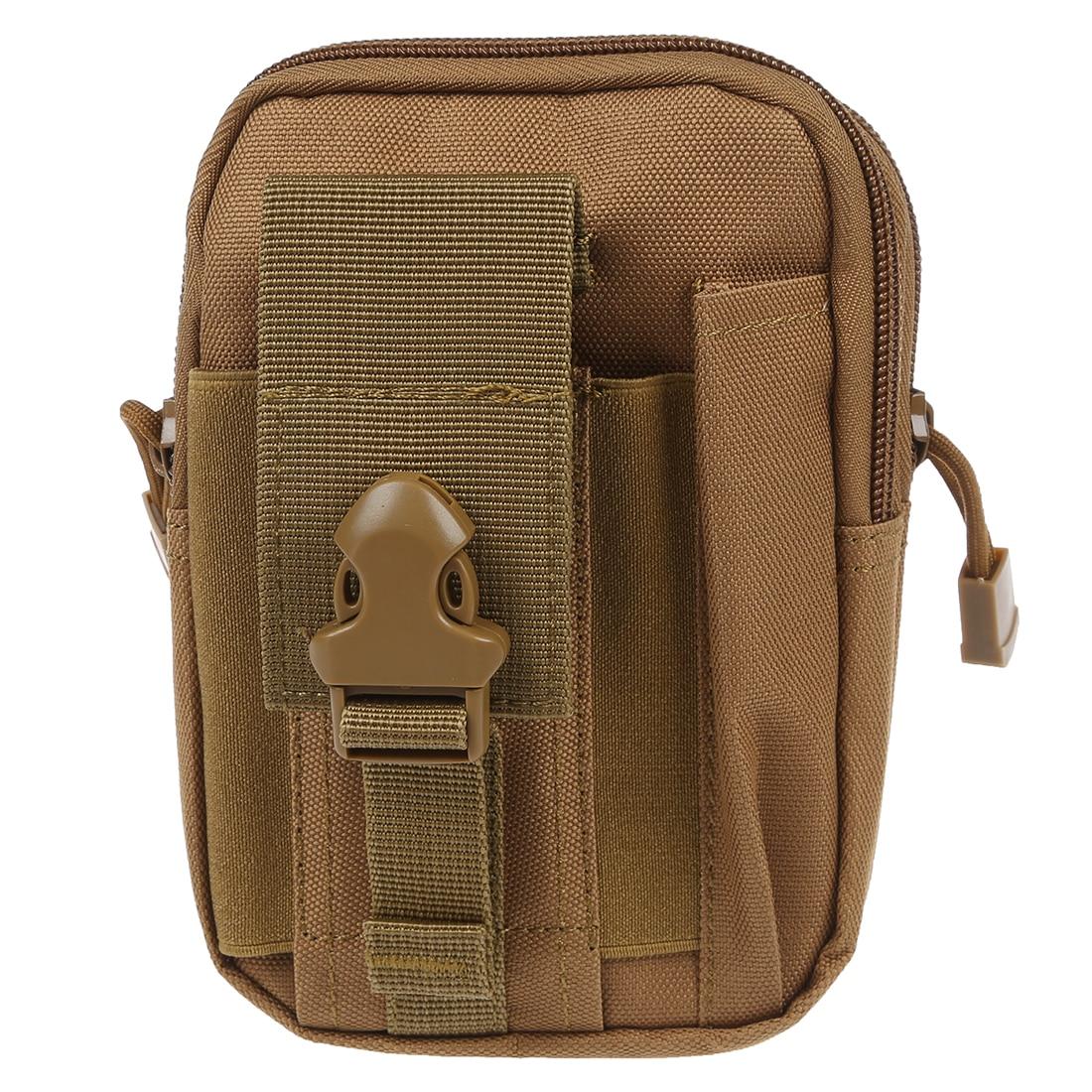 Tactical Molle Cintura Bolsas de Deporte Al Aire Libre de Los Hombres Paquete de