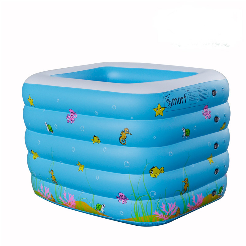 Hot sale square inflatable pools pvc piscina piscine swimming pools for adults and children Square swimming pools for sale