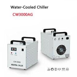 Chłodzony wodą agregat chłodniczy CW3000 lampa LED UV zestawiający 220V 50HZ CW3000AG urządzenie chłodzące wodę w Centrum obróbki od Narzędzia na