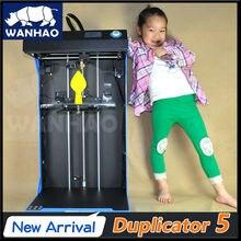 2015 wanhao новые —- дубликаторы 5S, Большой размер уровень промышленности