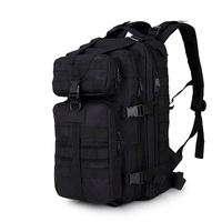 Hiking Increase The 3 P Attack Tactical Backpacks Military Enthusiasts Outdoor Waterproof CS Camouflage Backpack Backpack