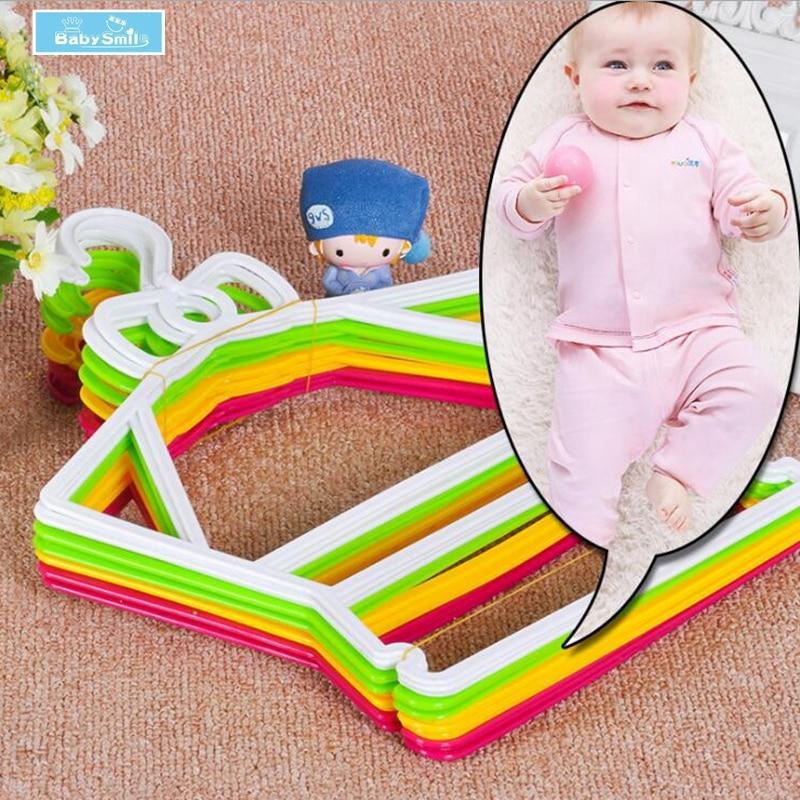 Wholesale Cheap Baby Hangers Polypropylene Child Full Set ...