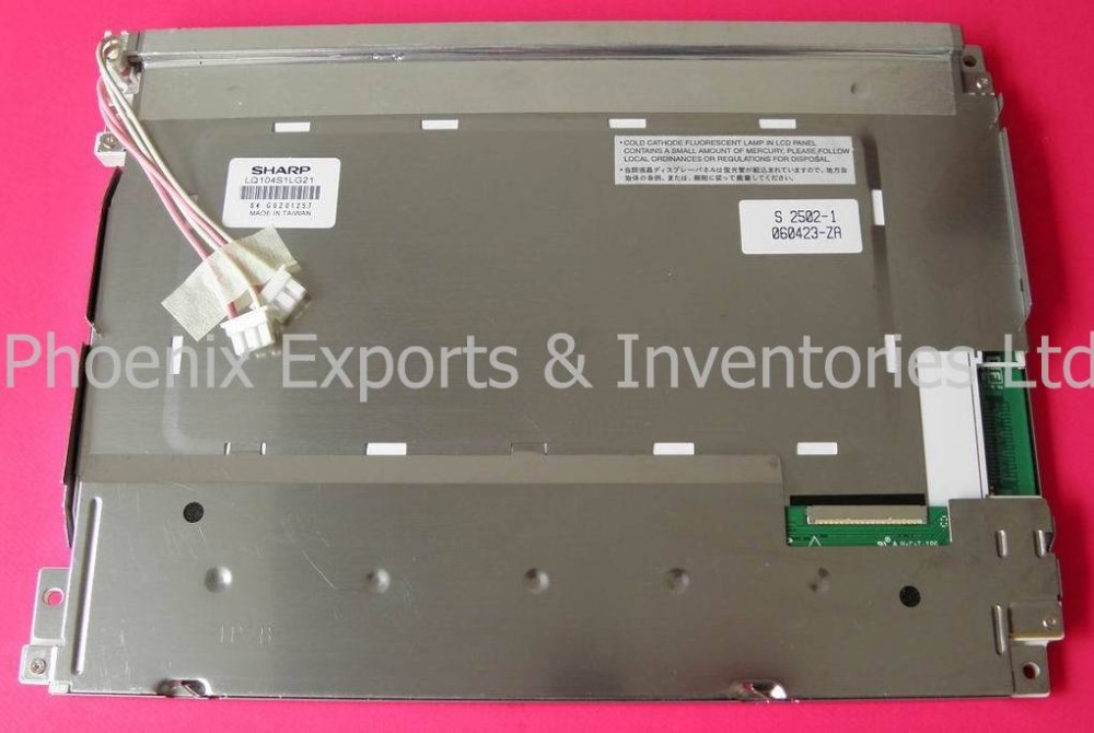 LQ104S1LG21 10 4 LCD DISPLAY PANEL 1208