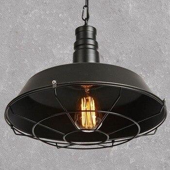 Decke Lampe Retro Vintage Anhänger Licht Für Kaffee Shop Restaurant Kleidung Shop
