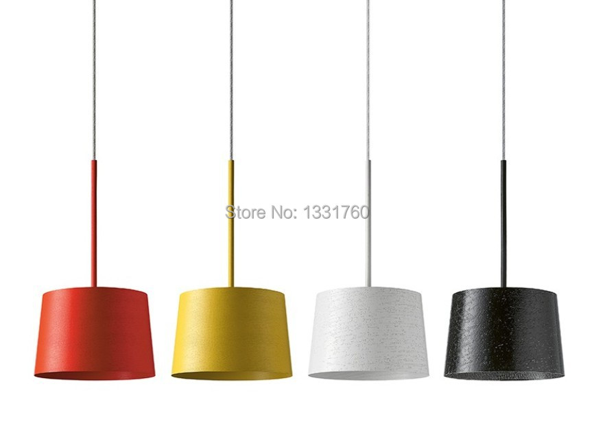 diameter 39cm color white black red yellow Foscarini Twiggy Suspension light Pendant Lamp Designed By Marc Sadler Free Shipping стоимость