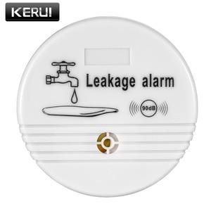 Image 2 - 90db di Allarme di Perdita di acqua Rilevatore di Perdite Sensore Rilevatore di Perdite Dacqua Senza Fili di Sicurezza Casa Casa Sistema di Allarme di Sicurezza