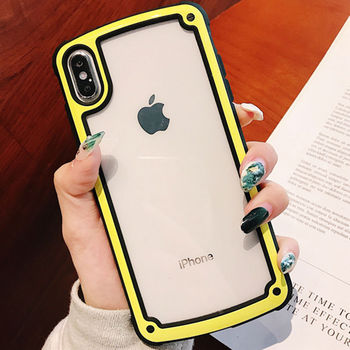 TPU Protective iPhone Xs Case 2