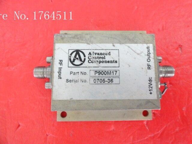 [BELLA] ACC P900M17 Vin:12V SMA Supply Amplifier