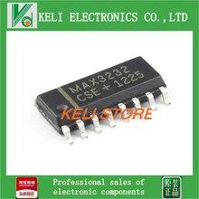 Бесплатная Доставка 100 ШТ. IC MAX3232CSE MAX3232 16-SOP сделано в китае