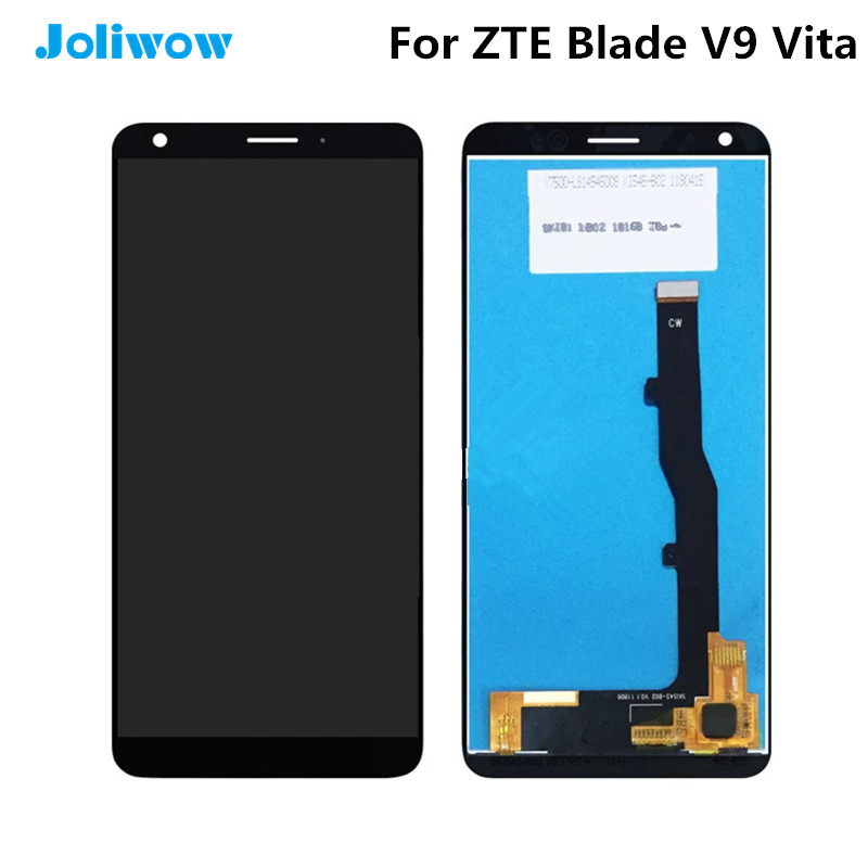 For ZTE Blade V9 Vita LCD Display Touch Screen Digitizer Glass Assembly Tools For ZTE Blade V9 Vita Assembly Lcd Display in Mobile Phone LCD Screens from Cellphones Telecommunications