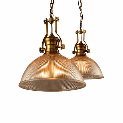 IWHD American Loft Style Retro Lampe Vintage Lamp Industrial Pendant Lighting Fixtures Dinning Room Bombilla Edison Lamparas