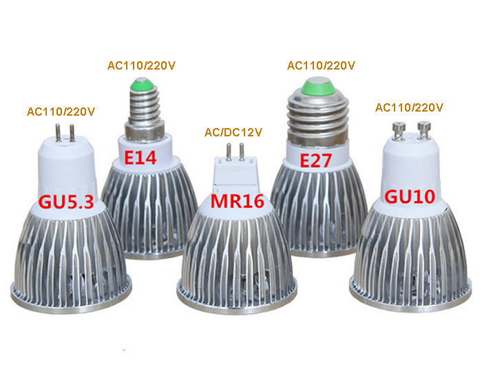 Super helle gu led lampe watt watt watt led lampe licht