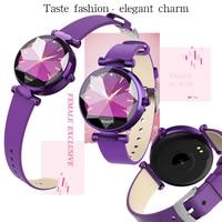 New Fashion Women's Smart Health Bracelet Watch Sports WristBand Blood Oxygen Heart Rate Monitor Female Menstrual Cycle Care