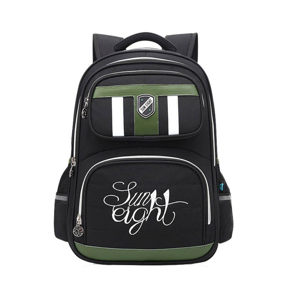 Модные детские школьные сумки студенты нейлон Дети Рюкзак Мульти-карман школьная сумка для мальчиков и девочек Mochila Escolar Infantil ...