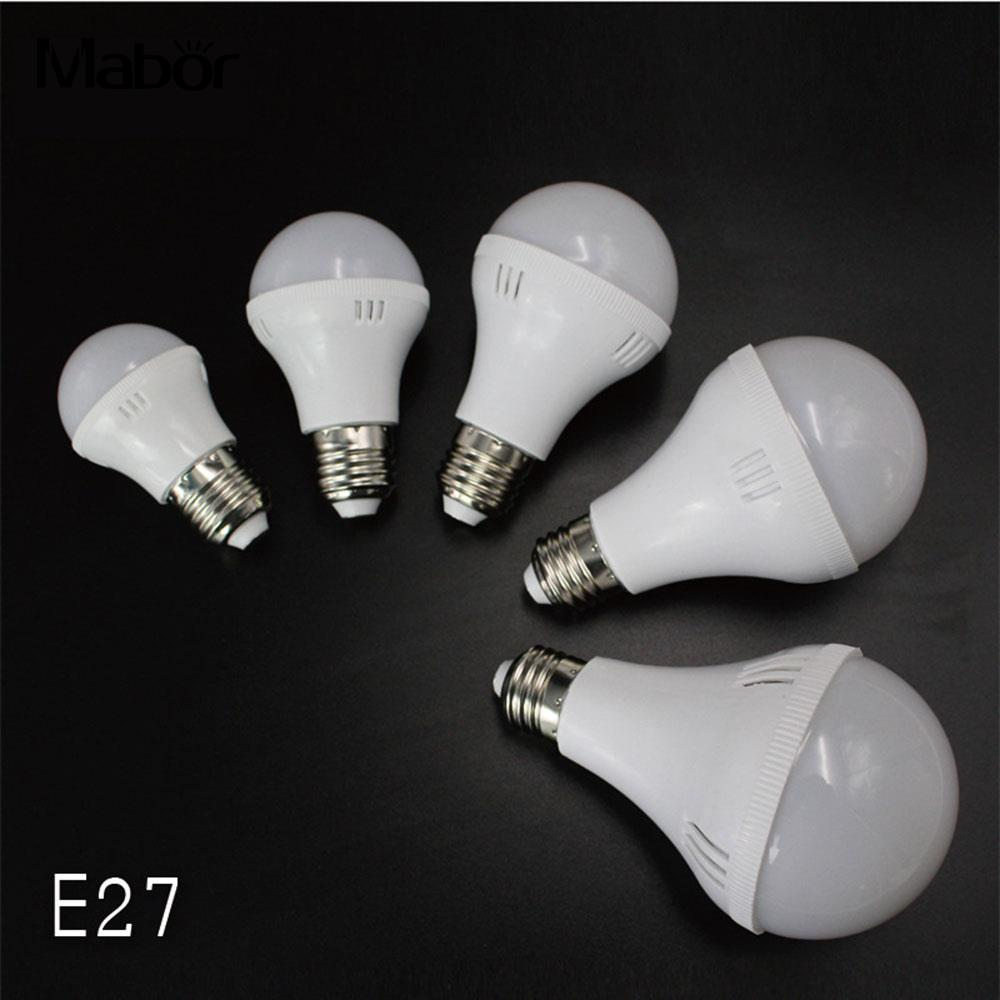 Light Bulb Lighting Fixture LED Bulb Smart with Hook Eco-Friendly Emergency Lamp Indoor Outdoor