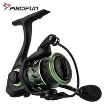 Piscifun Viper II Fishing Reel 10+1BB 12KG Max Drag Lightweight Ultra Smooth 6.2:1 High Speed Spinning Reel