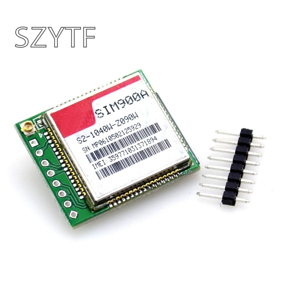 Módulo sim900a chamada sms gsm/gprs transmissão de dados sem fio de pelo menos