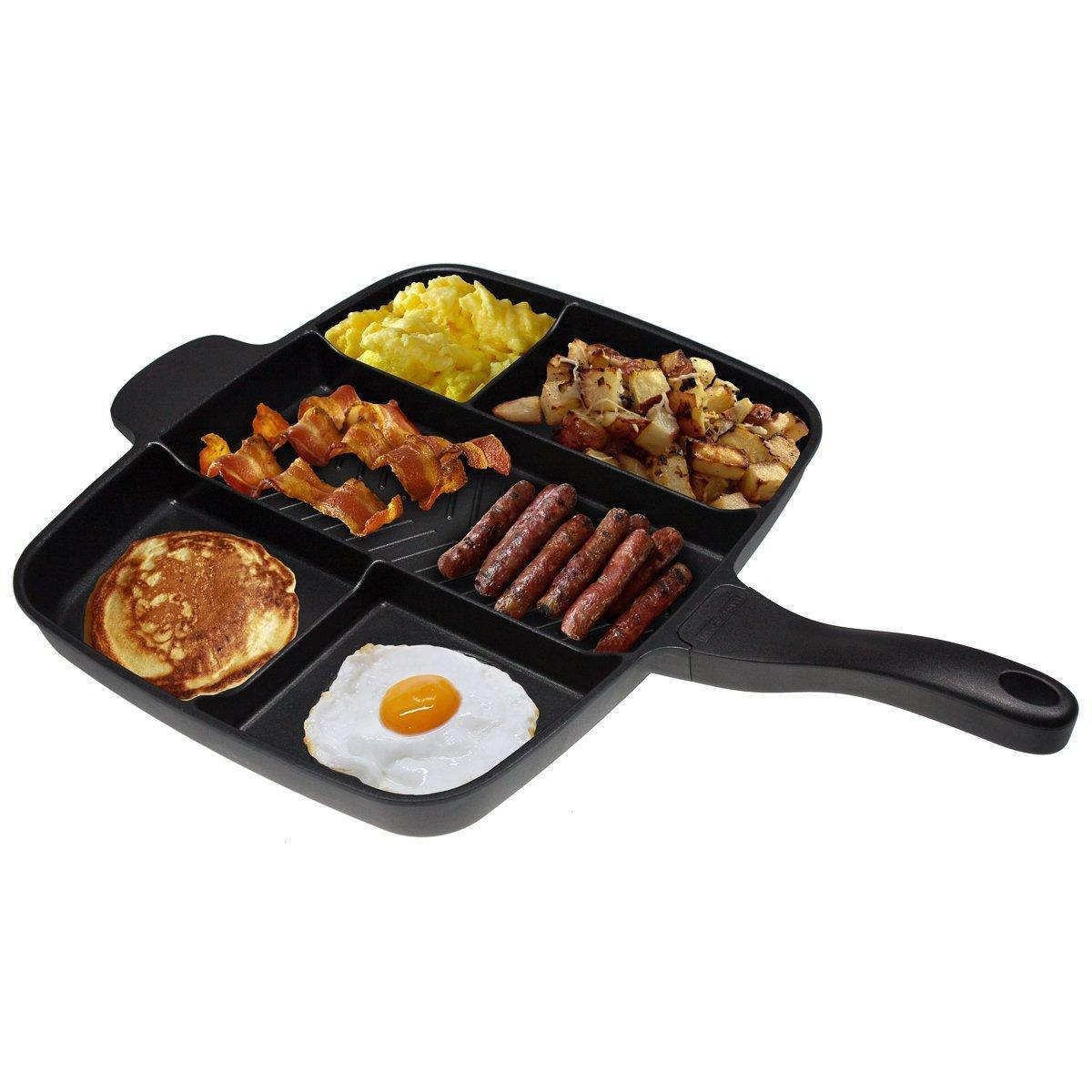 5 in 1 Non Stick Frying Pan 5