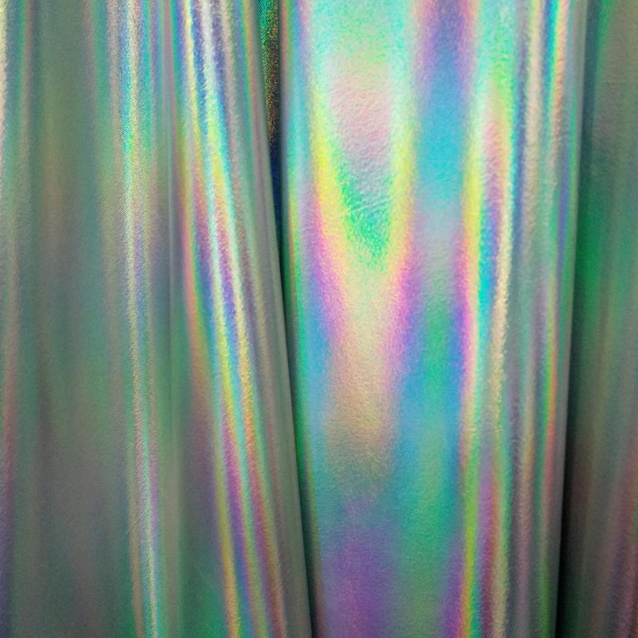 PURPLE Luxury Lycra Spandex Dance Swimwear Fabric Material