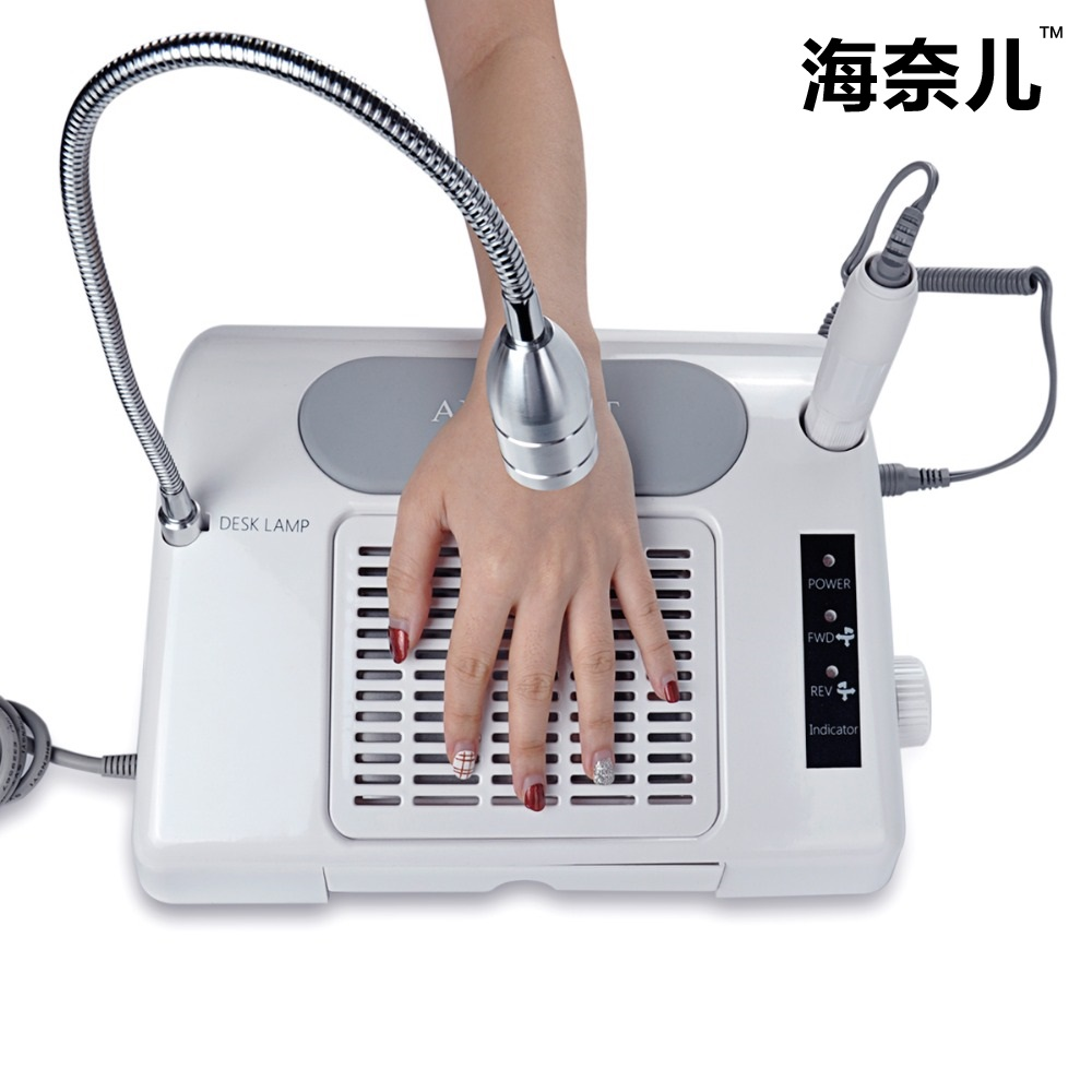 2018 Newest Nail Tools Electric Nail Drill 35000 RPM Electric Hand Drill Machine High Quality Multi Function Nail Dust Collector 1pc laser drill buddy drill dust collector diy