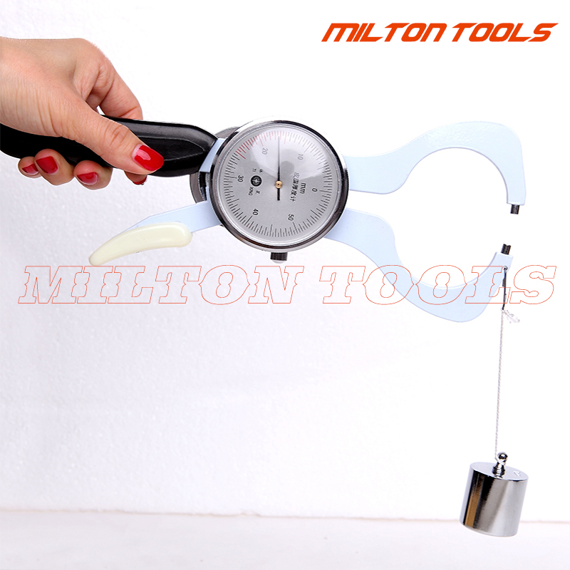 Accuracy metal skinfold caliper Harpenden Medidor De Gordura Measuring Body Fat caliper Bascula Peso Corporal Grasa