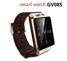 Update GV08 Smart Uhr Gv08s Bluetooth Smartwatch für Android Armbanduhr Mit 2.0MP Kamera Unterstützung SIM Micro SD TF