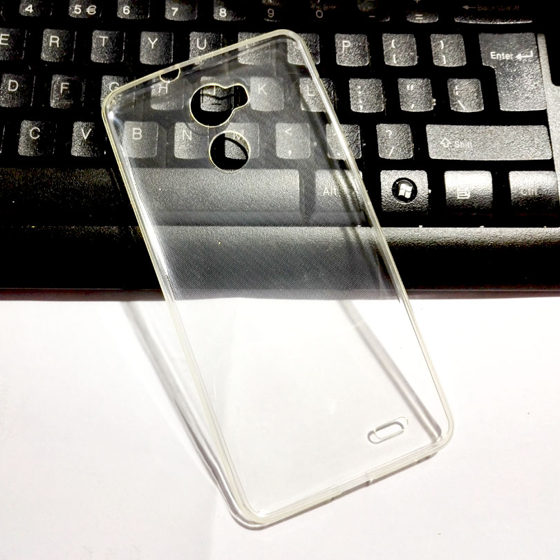 In Stock ! Soft Silicone Cover For Blackview R6 Case Special Cell Phone Shell (Gift Screen Protector HD Film)