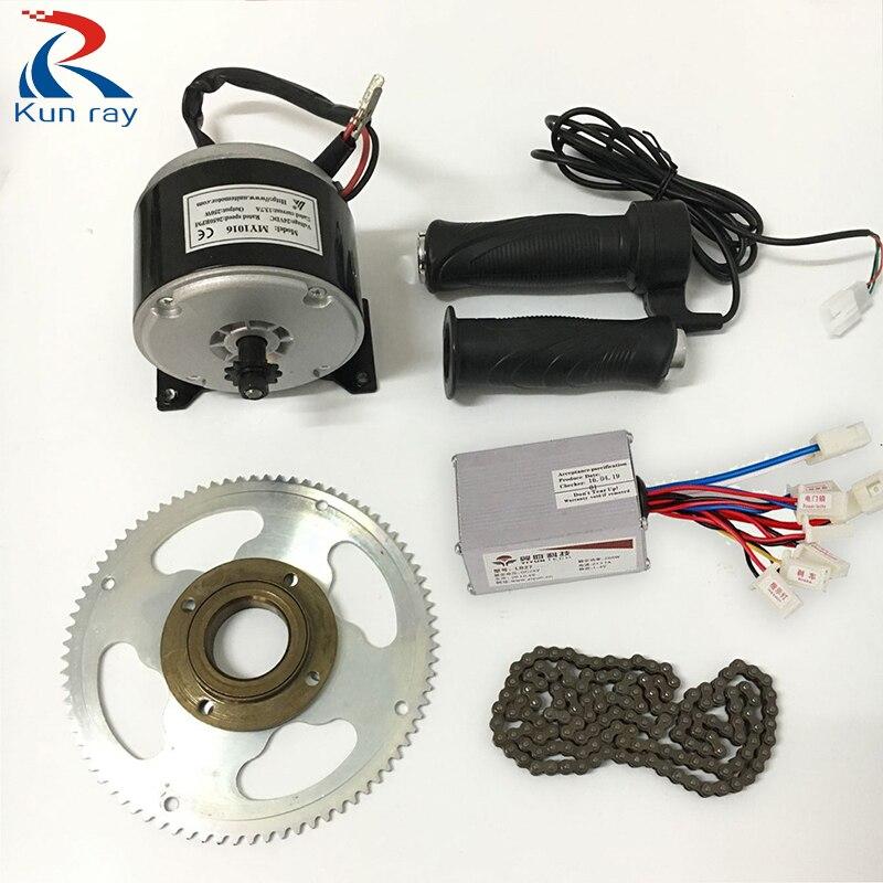 250w 24vdc Motor Kit 250w Brushed Motor Controller 80t