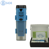 Bside BTH04 Portable Digital Humidity Temperature USB Data Logger Recorder LCD Display Dew Point Software with retail box