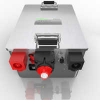 LiFePo4 Battery 12V24V36V48V 100AH 120Ah 200AH Stainless steel box Containing BMS-switch-coulometer power station solar EV RV