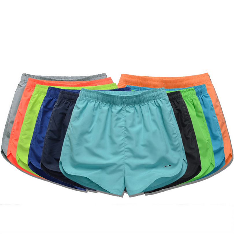 Quick Drying Men Elastic Waist Surfing Shorts Athletic Beach Wear Surf Board Short Swimmer Fitness Water Sports Clothing D023