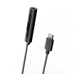 Image 1 - مضخم صوت FiiO DAC i1 لأجهزة Apple ، iPhone MFI ، FiiO 3.5 مللي متر إلى البرق سماعة dac i1 تحسين جودة الصوت