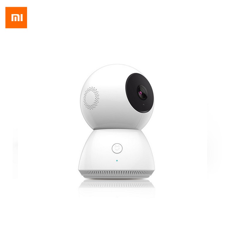Original Xiaomi Mijia Smart Camera Webcam IP Camera Camcorder 360 Angle Panoramic WIFI Wireless 1080P Magic Zoom 4 xiaomi mijia smart temperature control